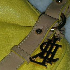 Handbags - Beautiful Yellow Ralph Lauren Handbag